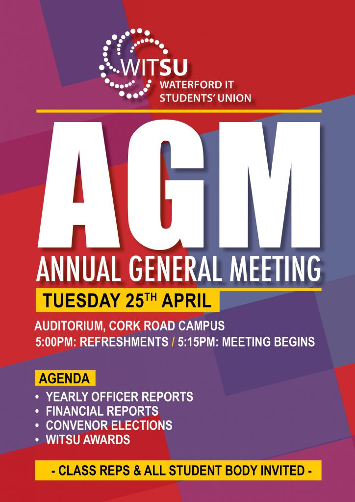 witsu agm  annual general meeting