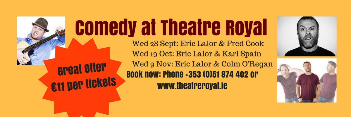 Comedy Nights at The Theatre Royal