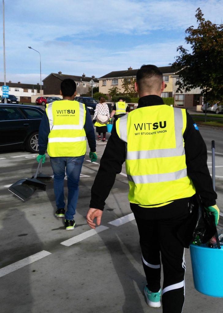witsu-litter-picking